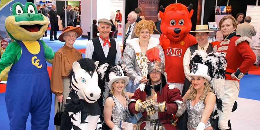 20 highlights from 20 years of the Group Leisure & Travel Show