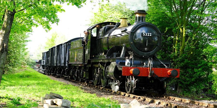 Some of the best railway experiences for groups