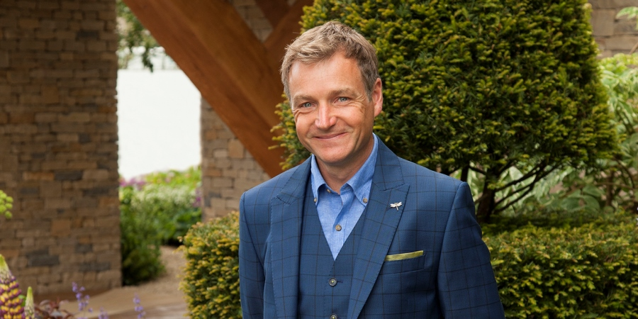 Q&A with Chris Beardshaw: Personal favourites and falling in love with gardens