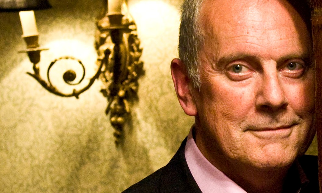 Six interesting facts about speaker Gyles Brandreth
