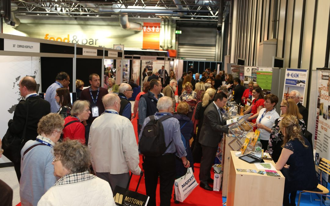 Five exhibitors at this year's show tell us what they're looking forward to