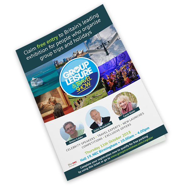 Group Leisure & Travel Show | Ideas For Group Travel, Group Trips