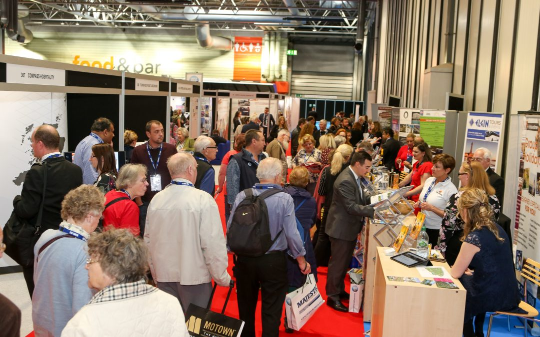 The stats say it all – why you'll want to be at this year's GLT Show