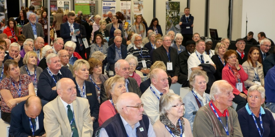 Meet the celebrity speakers at this year's GLT Show