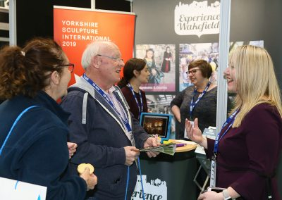The Group Leisure & Travel Show 2019 takes place on 10th October in Milton Keynes