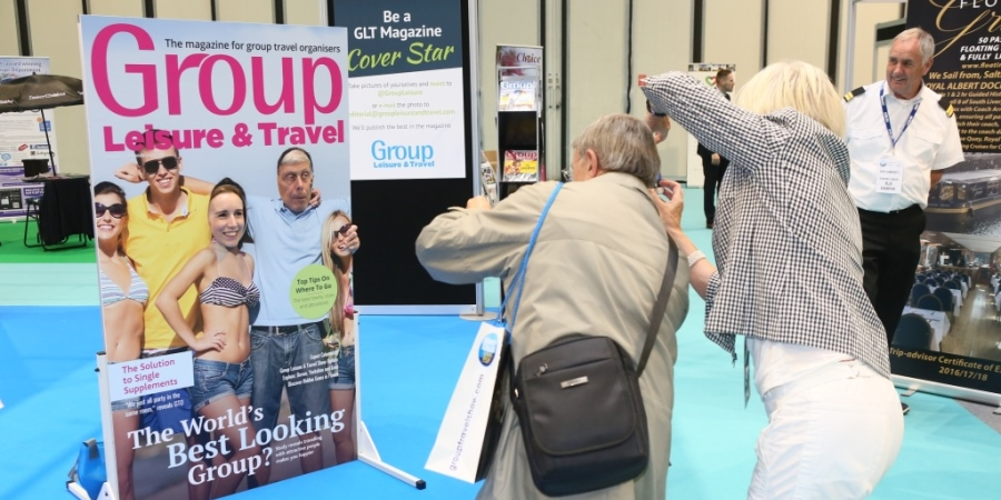 Fun highlights of this year's Group Leisure & Travel Show
