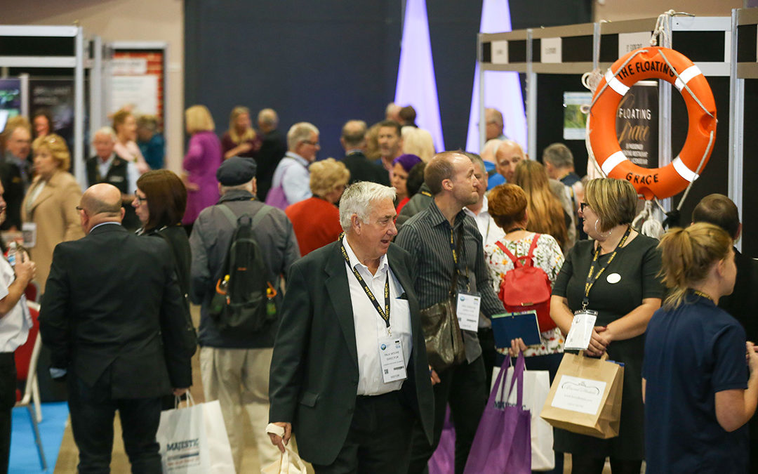 The best bits from this year's Group Leisure & Travel Show