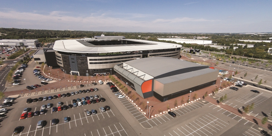 Marshall Arena, Milton Keynes